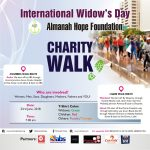 Charity Walk in lagos