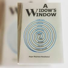 THE BOOK LAUNCH: A WIDOW'S WINDOW